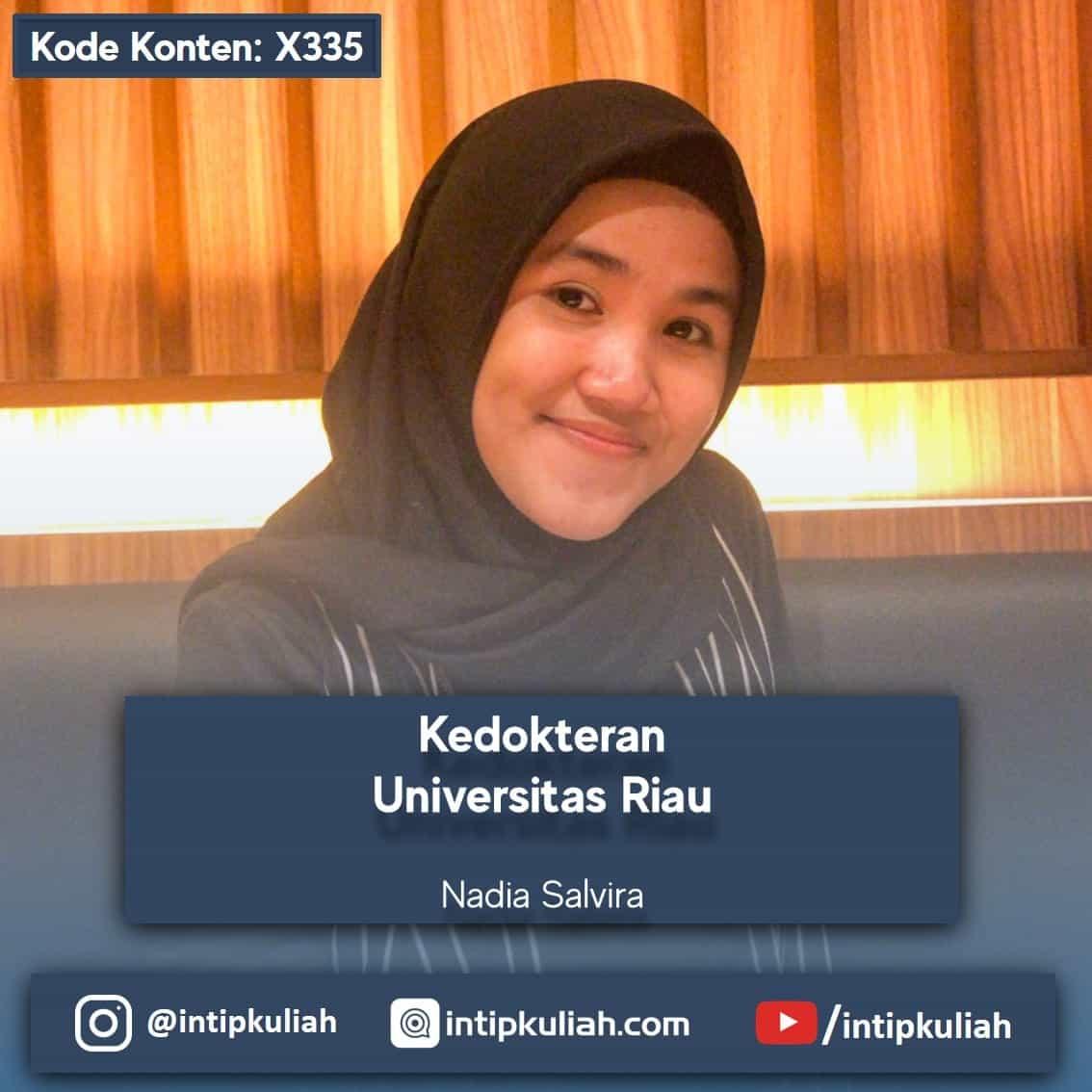 Kedokteran Universitas Riau (Nadia)