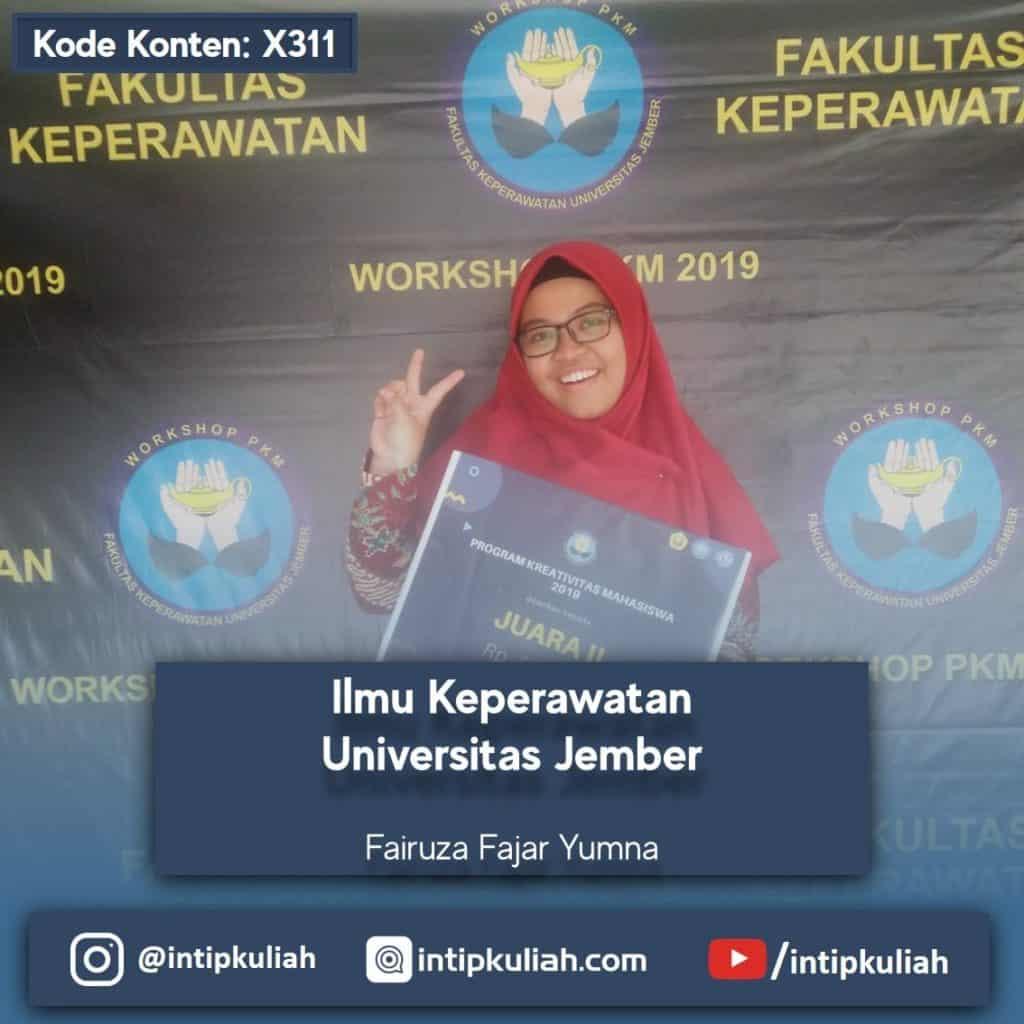Ilmu Keperawatan Universitas Jember (Fairuza)