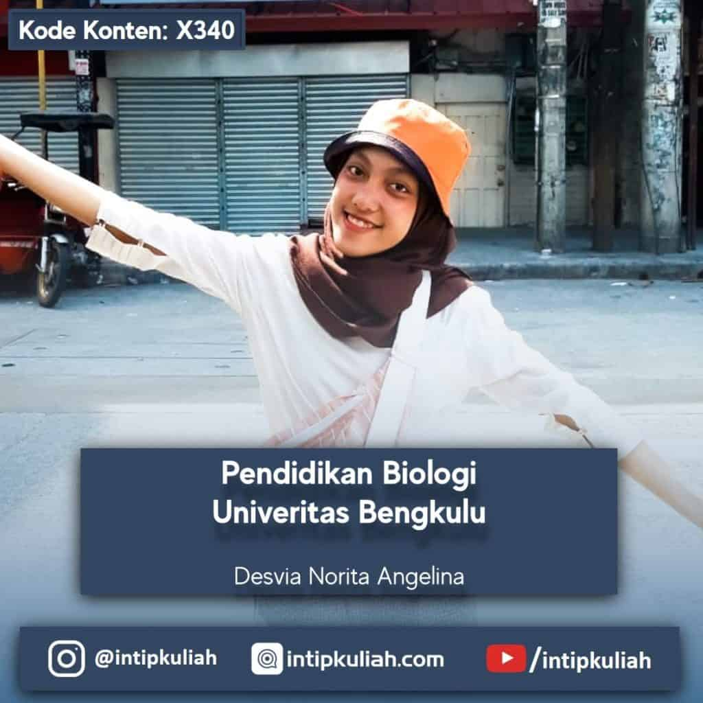 Pendidikan Biologi Universitas Bengkulu (Dea)