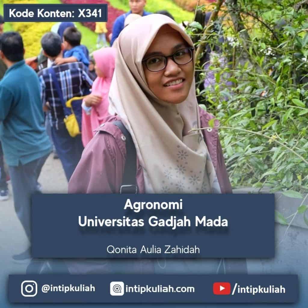 Agronomi UGM (Qonita)