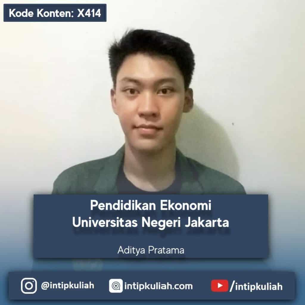 Pendidikan Ekonomi UNJ (Aditya)