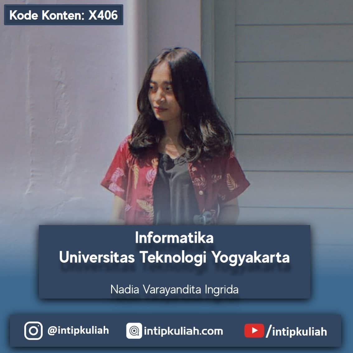 Informatika UTY (Nadiavara)