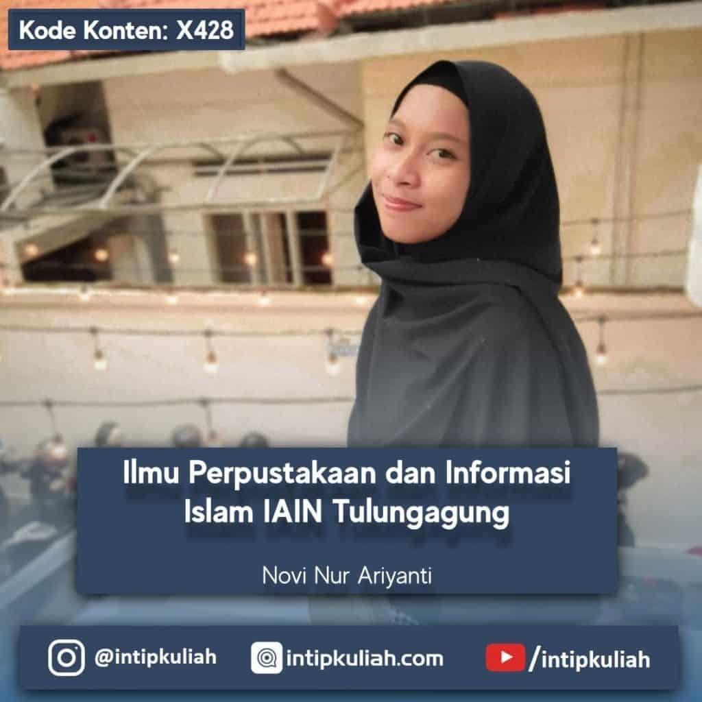 Ilmu Perpustakaan dan Informasi Islam IAIN Tulungagung (Novi)