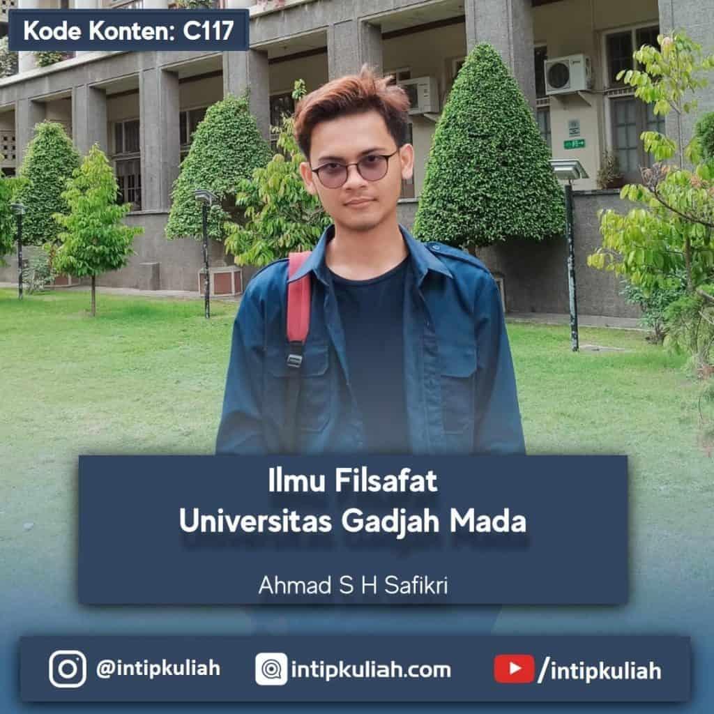 Ilmu Filsafat UGM (Safikri)