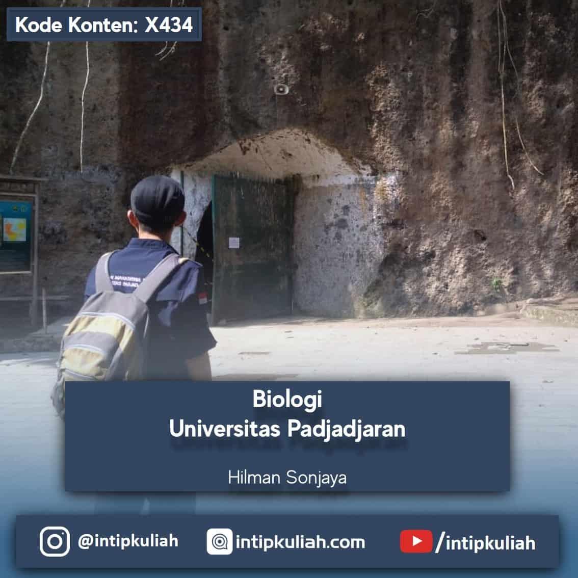 Biologi Unpad (Hilman)