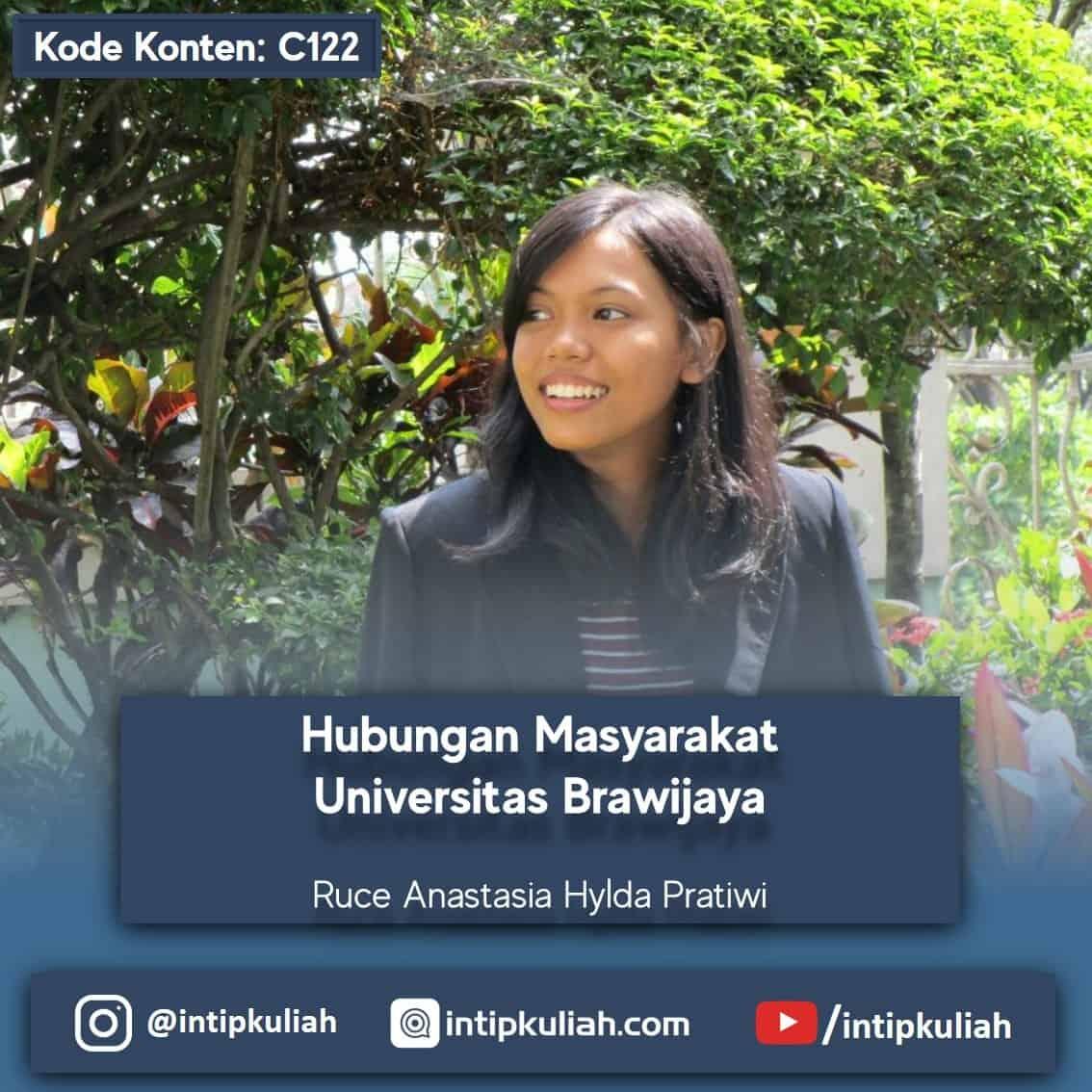 Hubungan Masyarakat Universitas Brawijaya (Hilda)