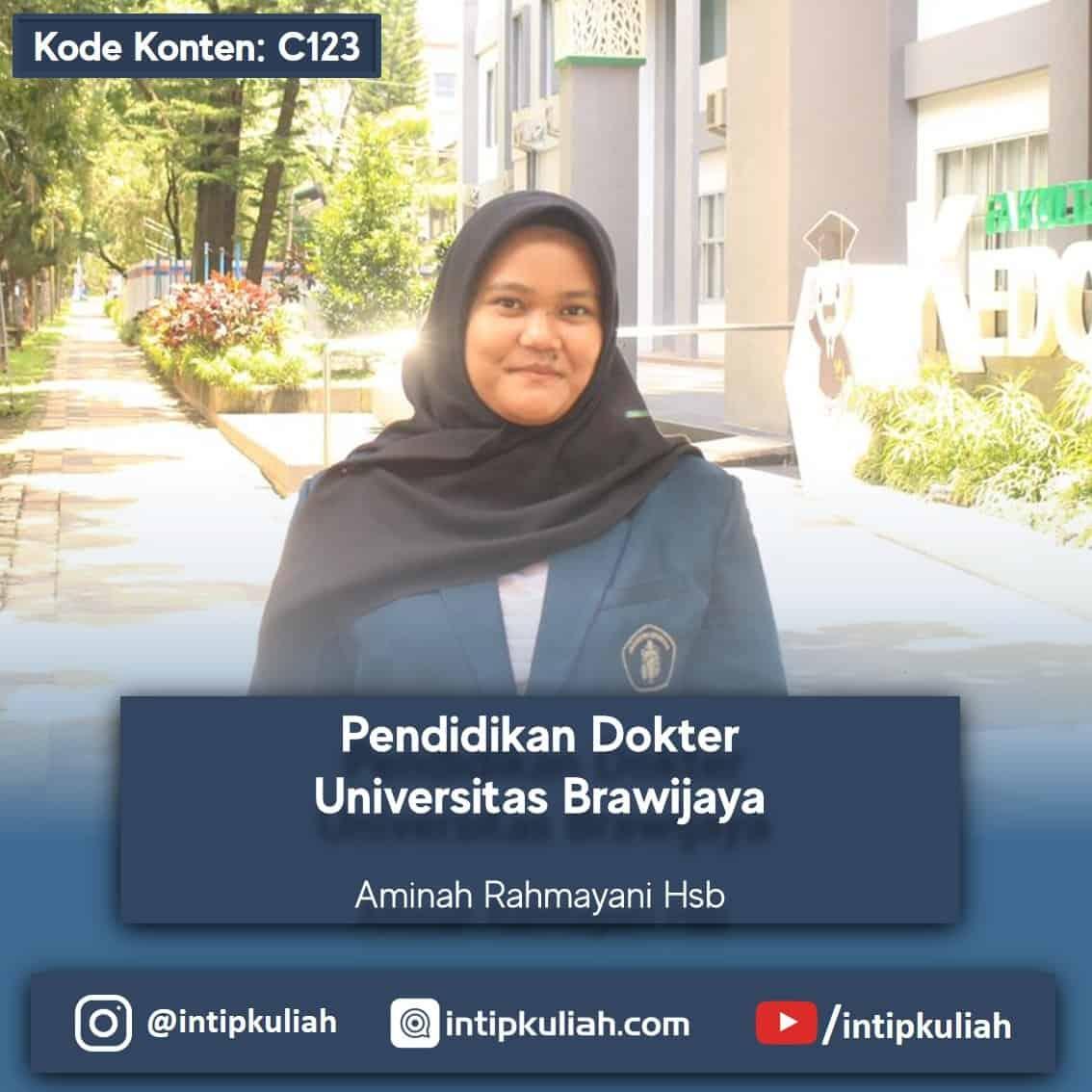 Kedokteran Universitas Brawijaya (Aminah)