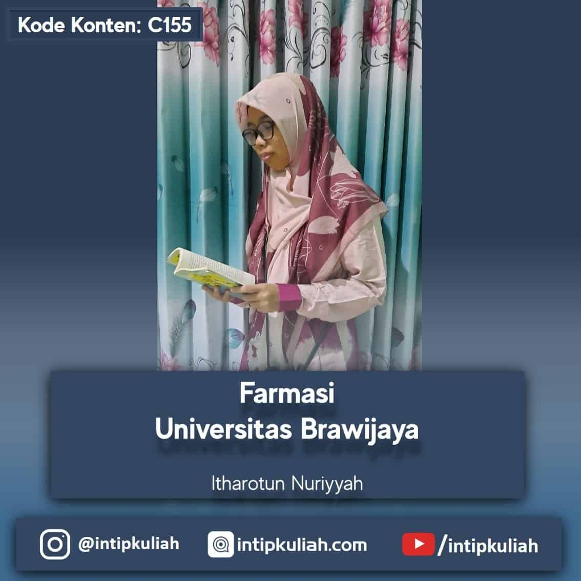 Farmasi Universitas Brawijaya (Itharotun)