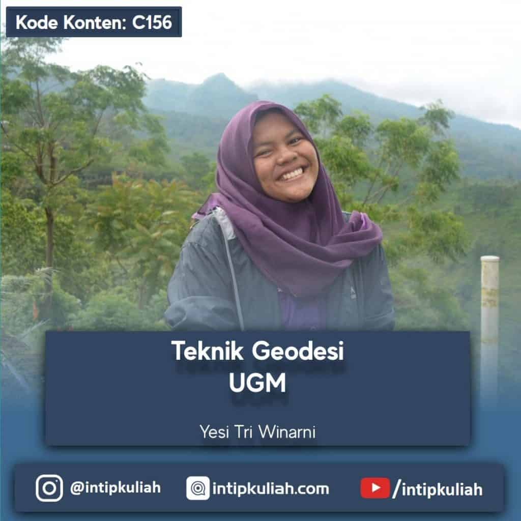 Teknik Geodesi UGM (Yesi)