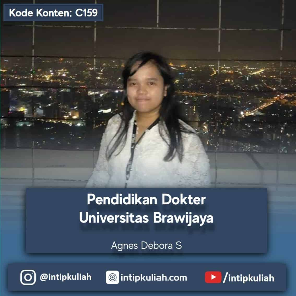 Kedokteran Universitas Brawijaya (Agnes)