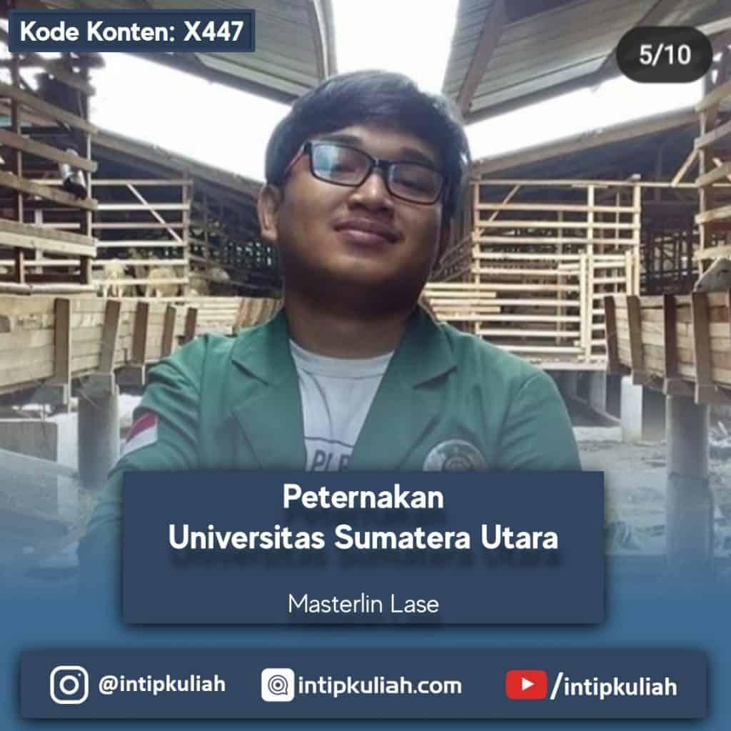 Peternakan Universitas Sumatera Utara (Masterlin)