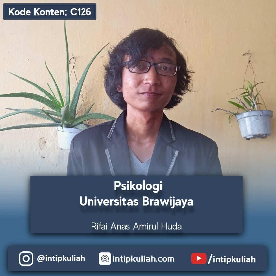 Psikologi Universitas Brawijaya (Rifai)