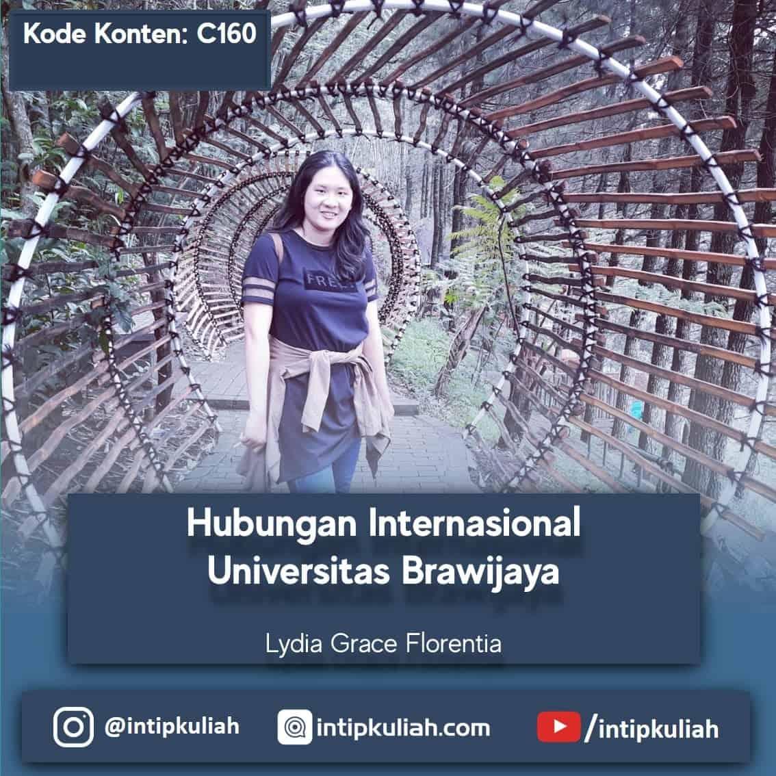 Hubungan Internasional Universitas Brawijaya (Lydia)