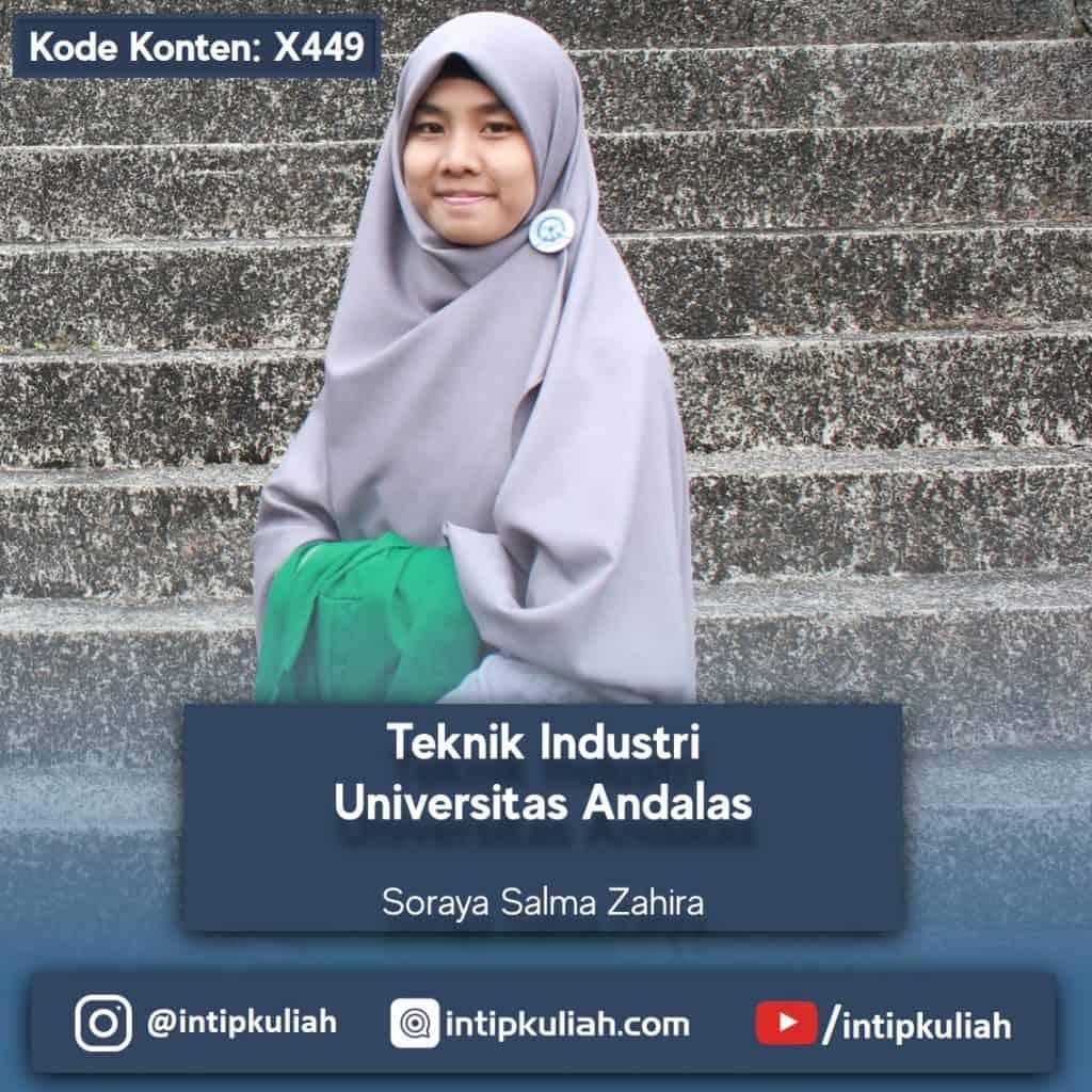Teknik Industri Universitas Andalas (Yaya)