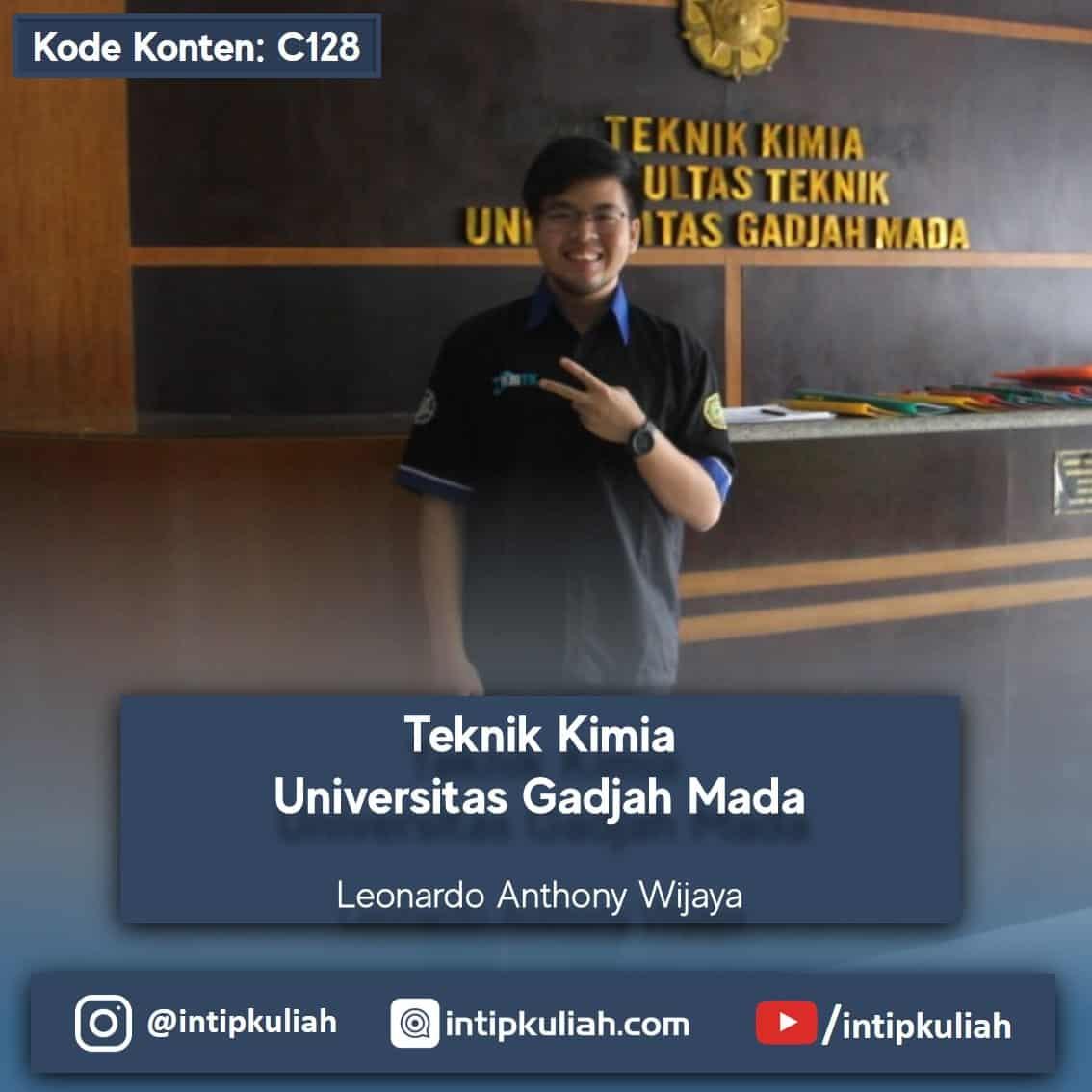 Teknik Kimia UGM (Toni)