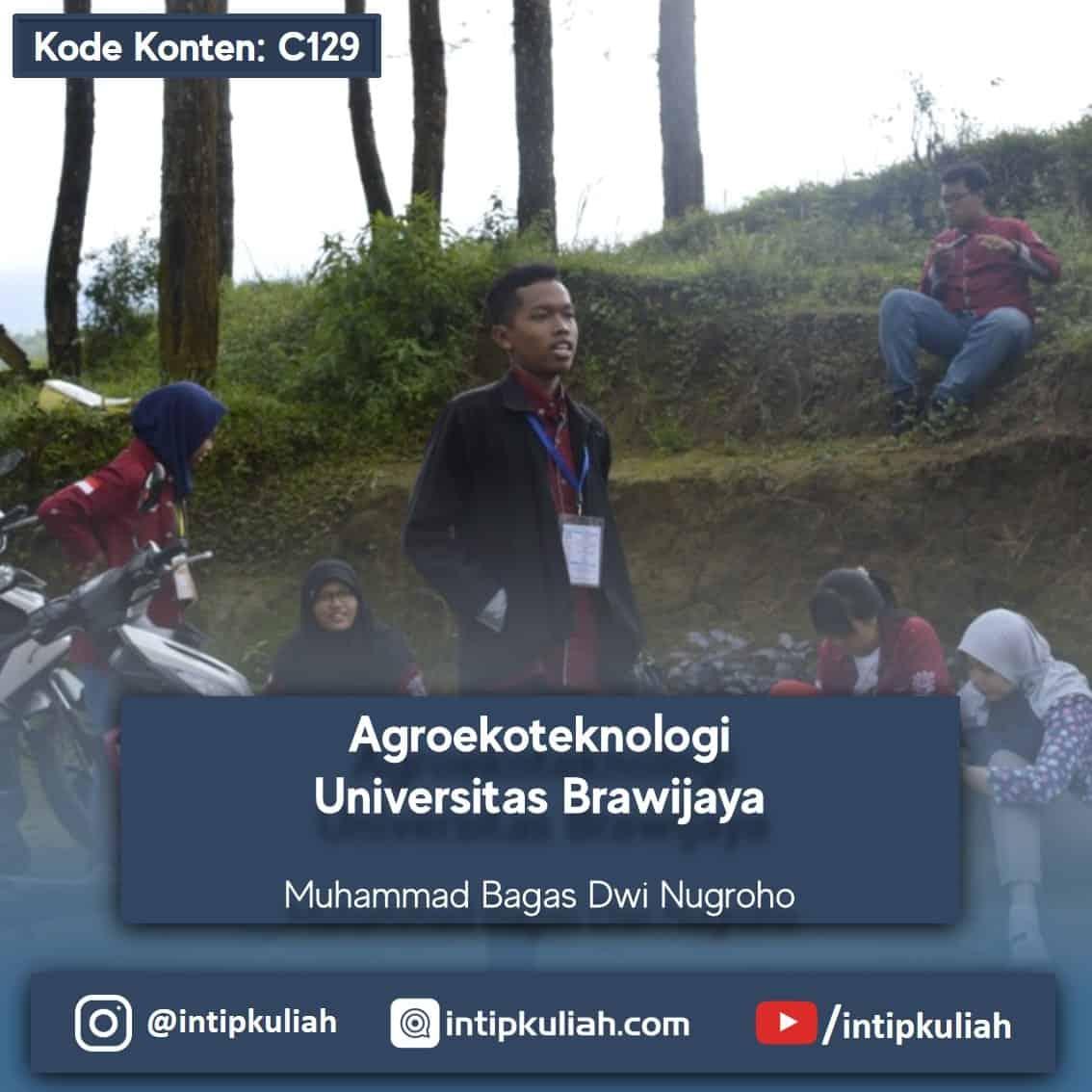 Agroekoteknologi Universitas Brawijaya (Bagas)