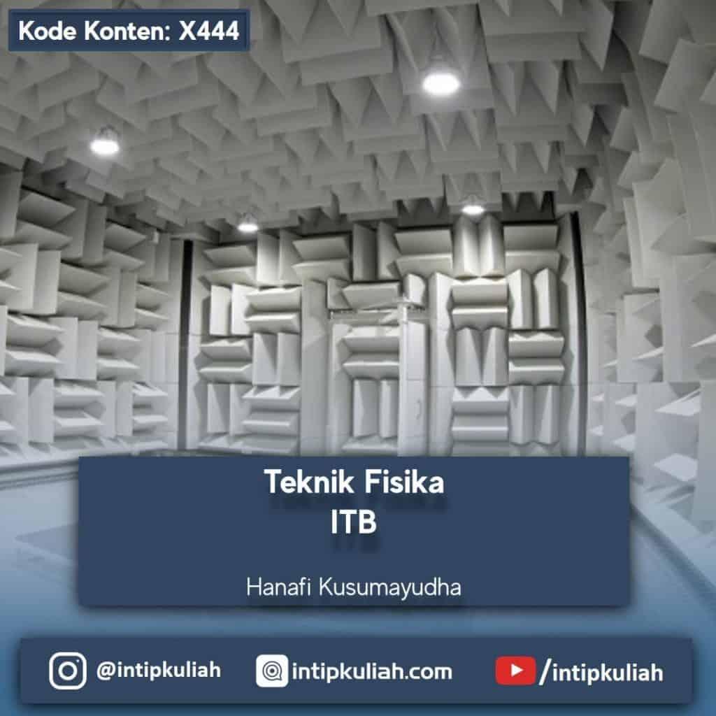 Teknik Fisika ITB (Hanafi)