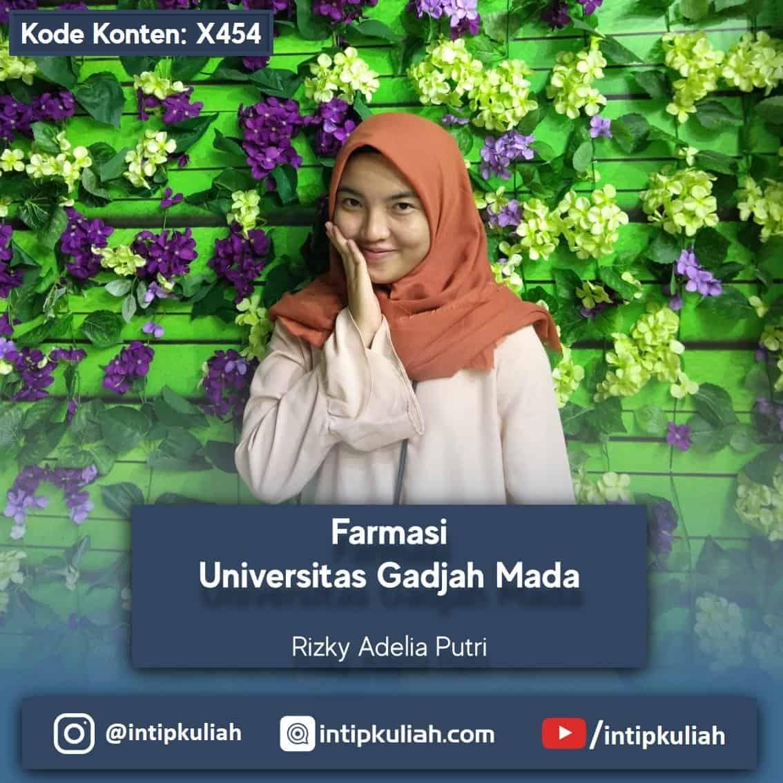 Farmasi Universitas Gadjah Mada (Adel)