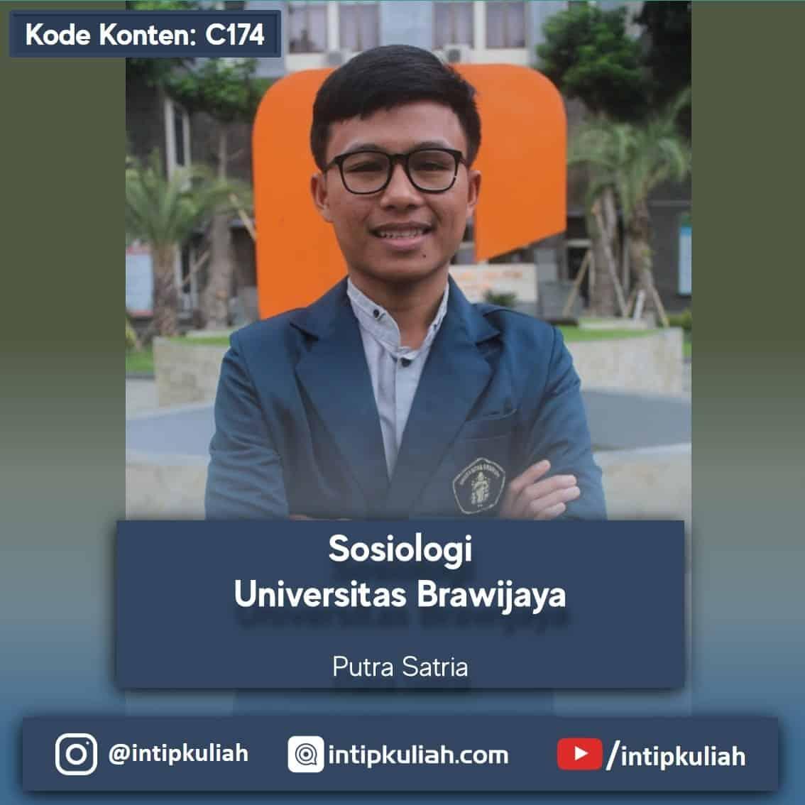 Sosiologi Universitas Brawijaya (Satria)