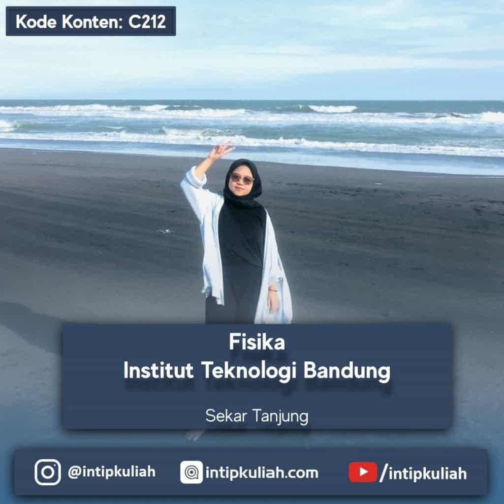 Fisika Institut Teknologi Bandung (Sekar)