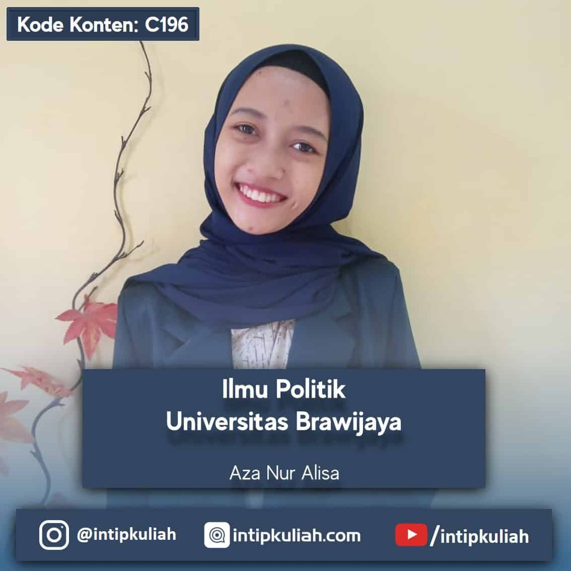 Ilmu Politik Universitas Brawijaya (Aza)