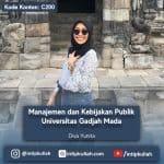 Manajemen dan Kebijakan Publik UGM (Diva)