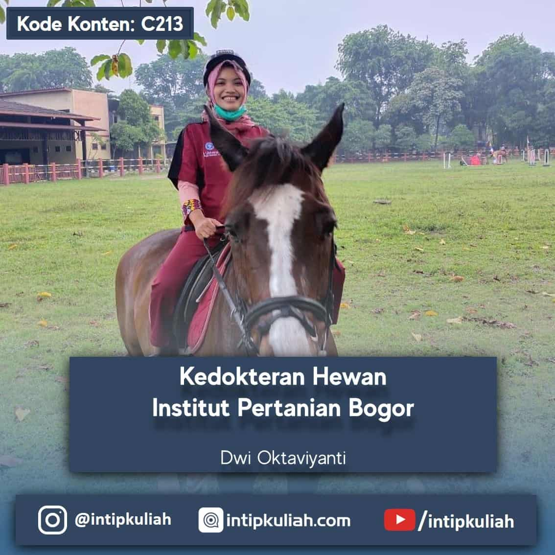 Kedokteran Hewan IPB University (Dwi)