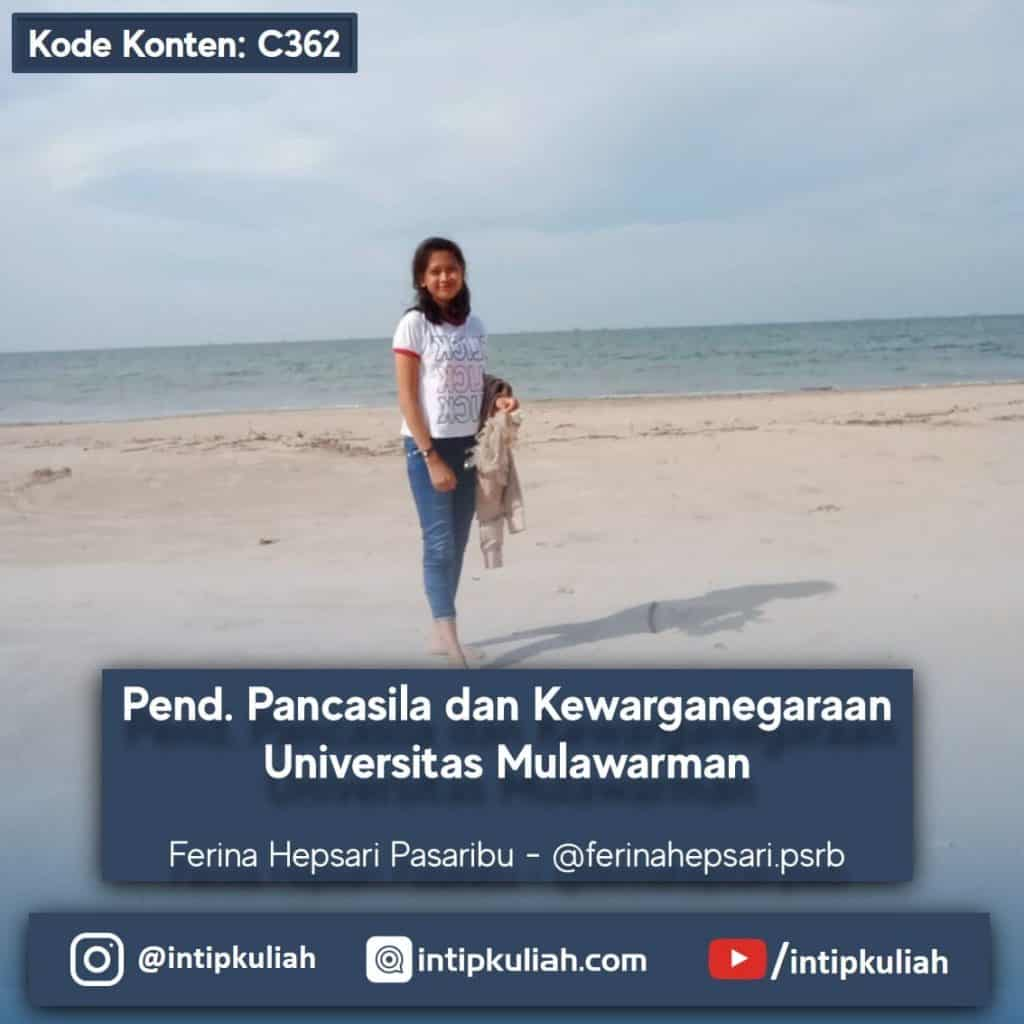 PKN Universitas Mulawarman (Ferin)