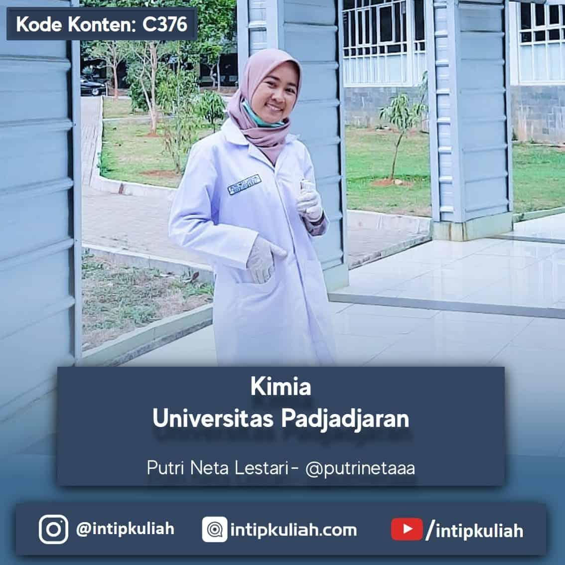 Kimia Universitas Padjadjaran (Putri)