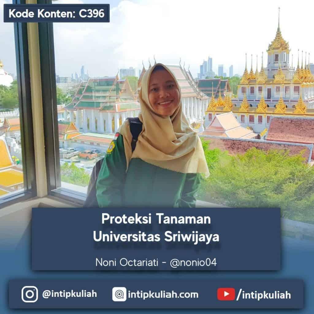Proteksi Tanaman Universitas Sriwijaya (Noni)