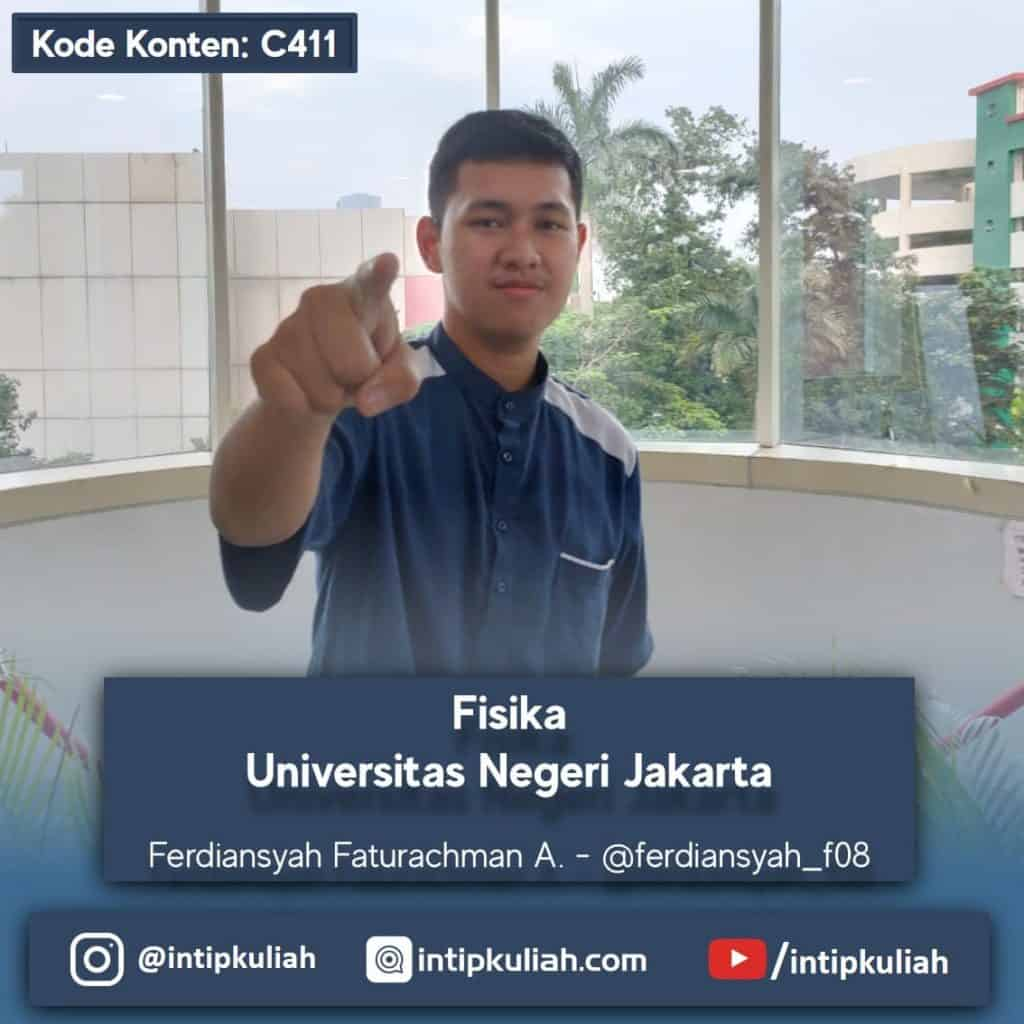 Fisika Universitas Negeri Jakarta (Fatur)