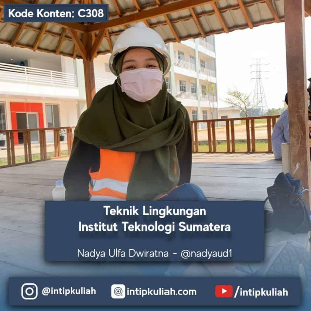 Teknik Lingkungan Institut Teknologi Sumatera (Nadya)