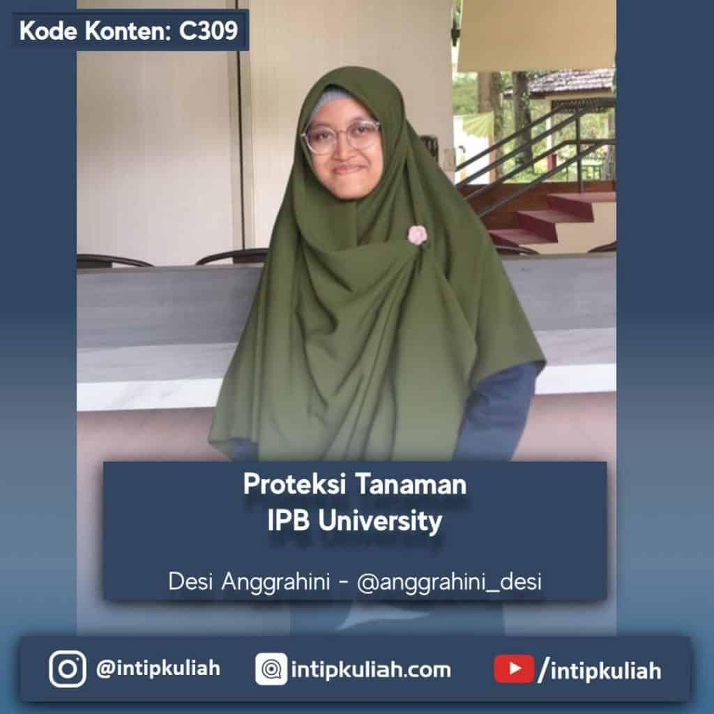 Proteksi Tanaman IPB University (Desi)