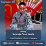 Biologi Universitas Negeri Jakarta (Verdy)