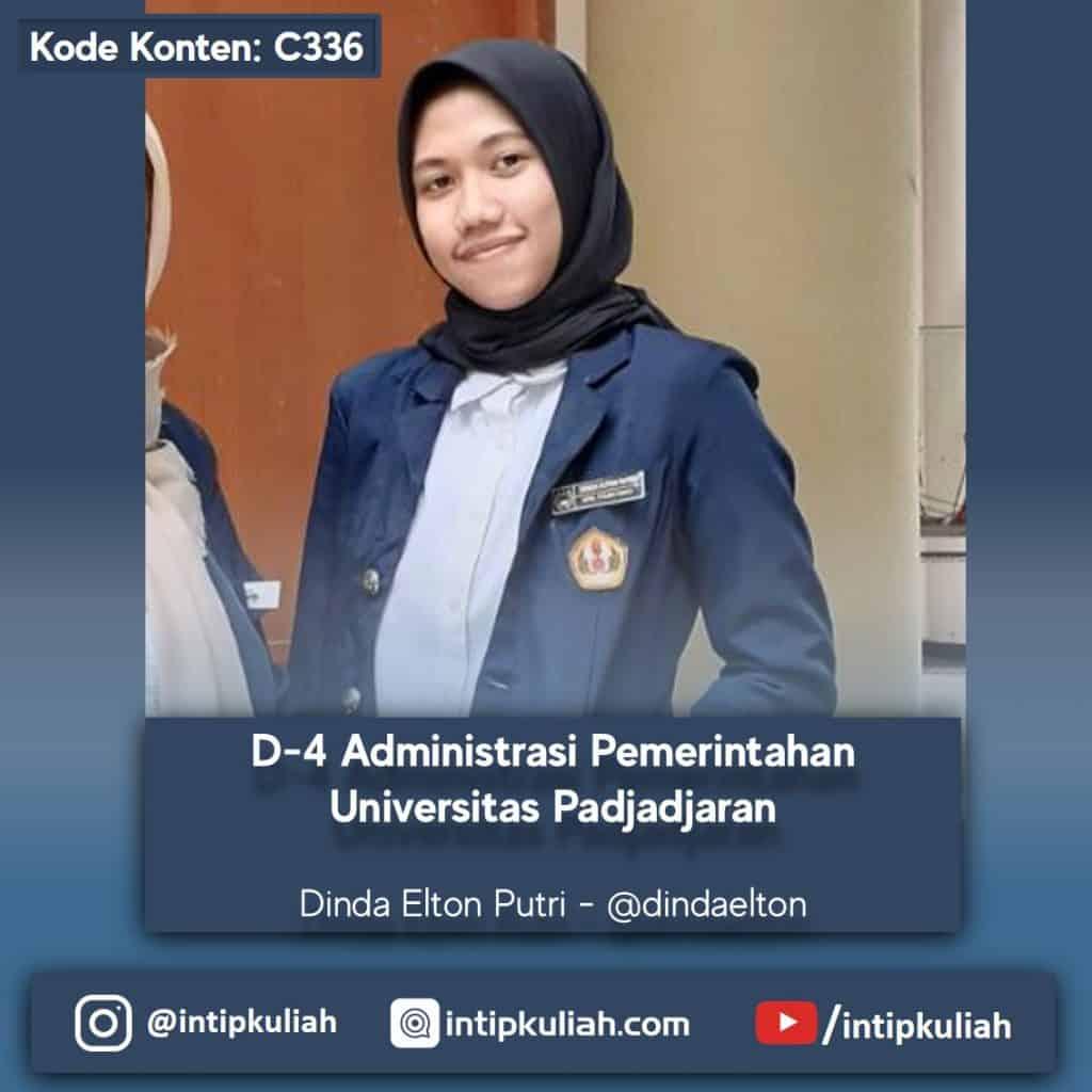 D-4 Administrasi Pemerintahan Universitas Padjadjaran (Dinda)
