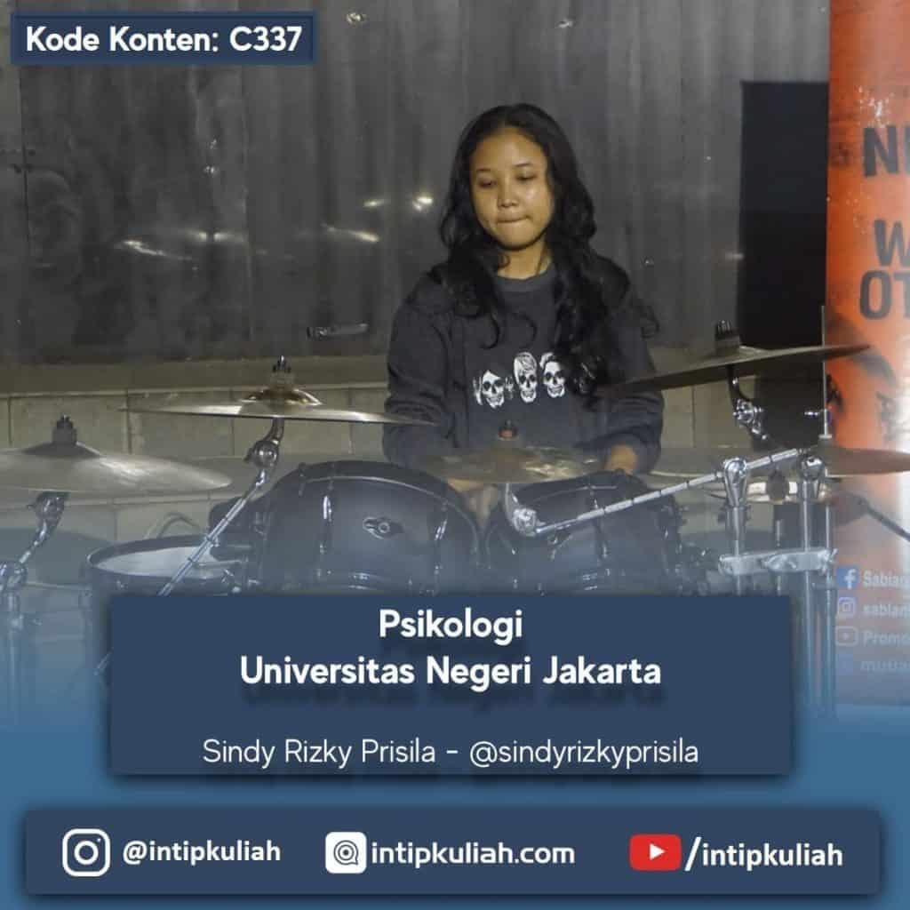 Psikologi Universitas Negeri Jakarta (Sindy)