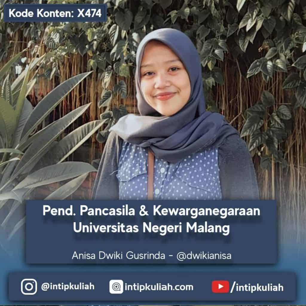 PKn Universitas Negeri Malang (Anisa)