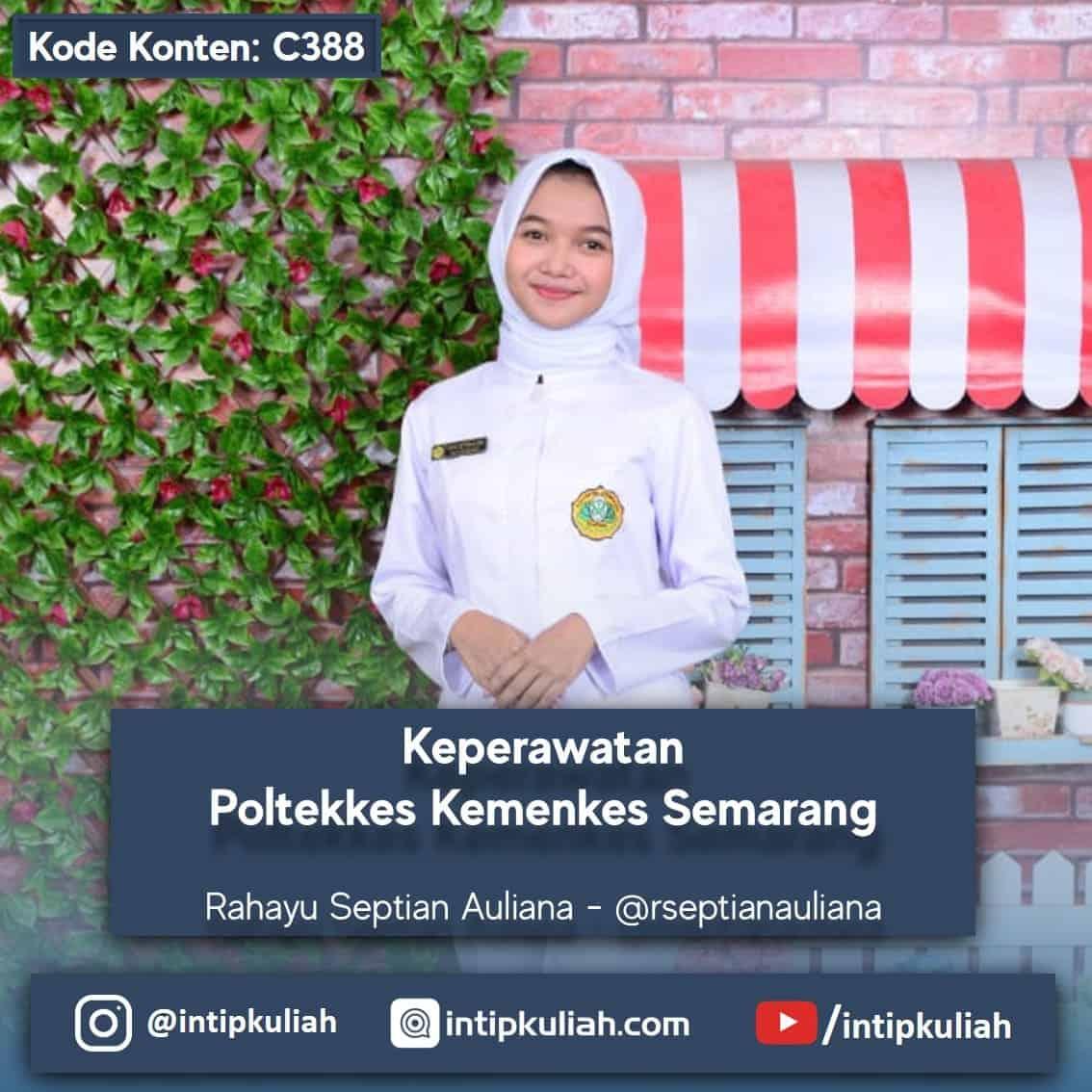 Keperawatan Poltekkes Kemenkes Semarang (Rahayu)