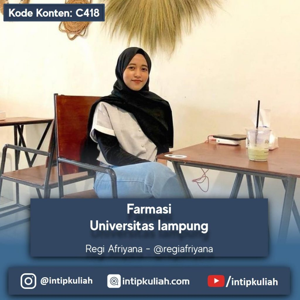 Farmasi Universitas Lampung (Regi)