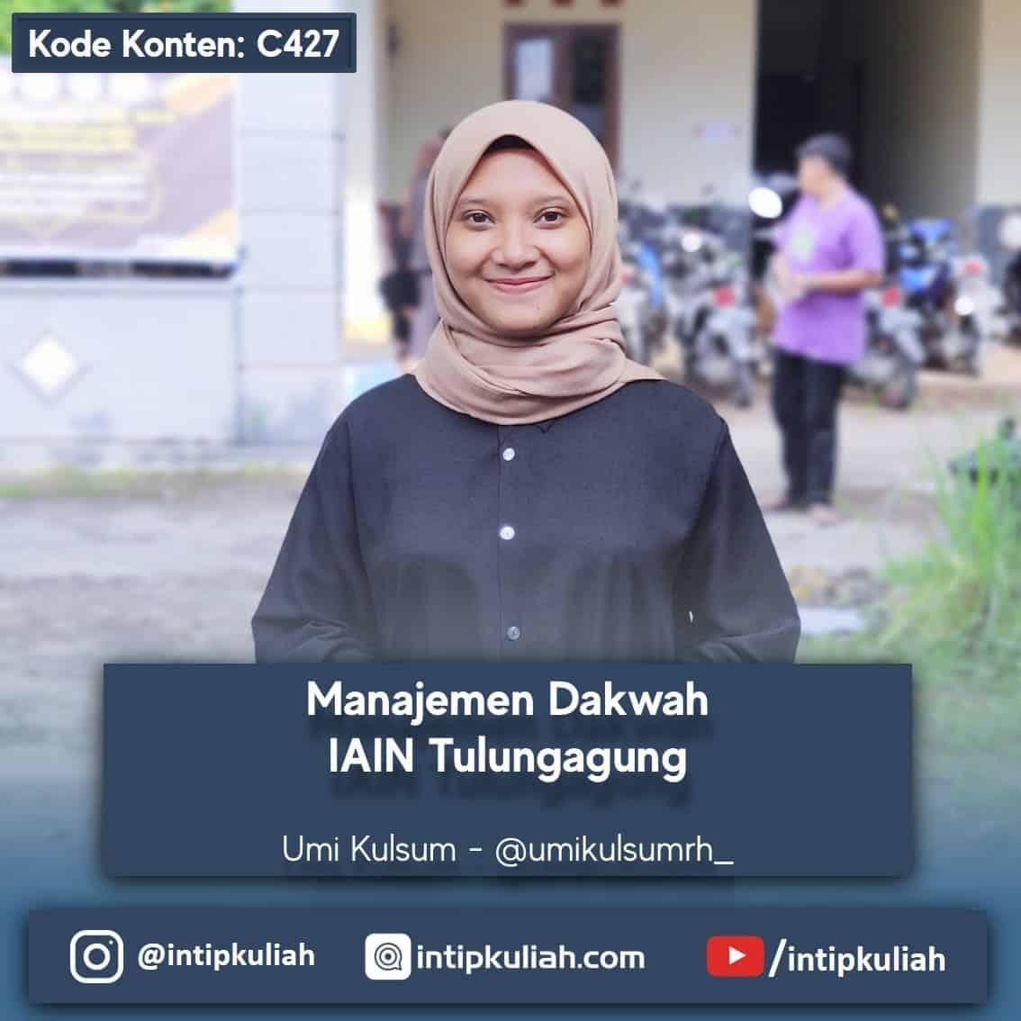 Manajemen Dakwah IAIN Tulungagung (Umi)