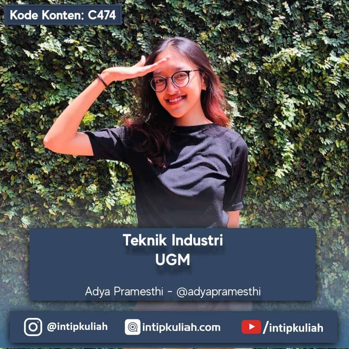 Teknik Industri UGM (Adya)