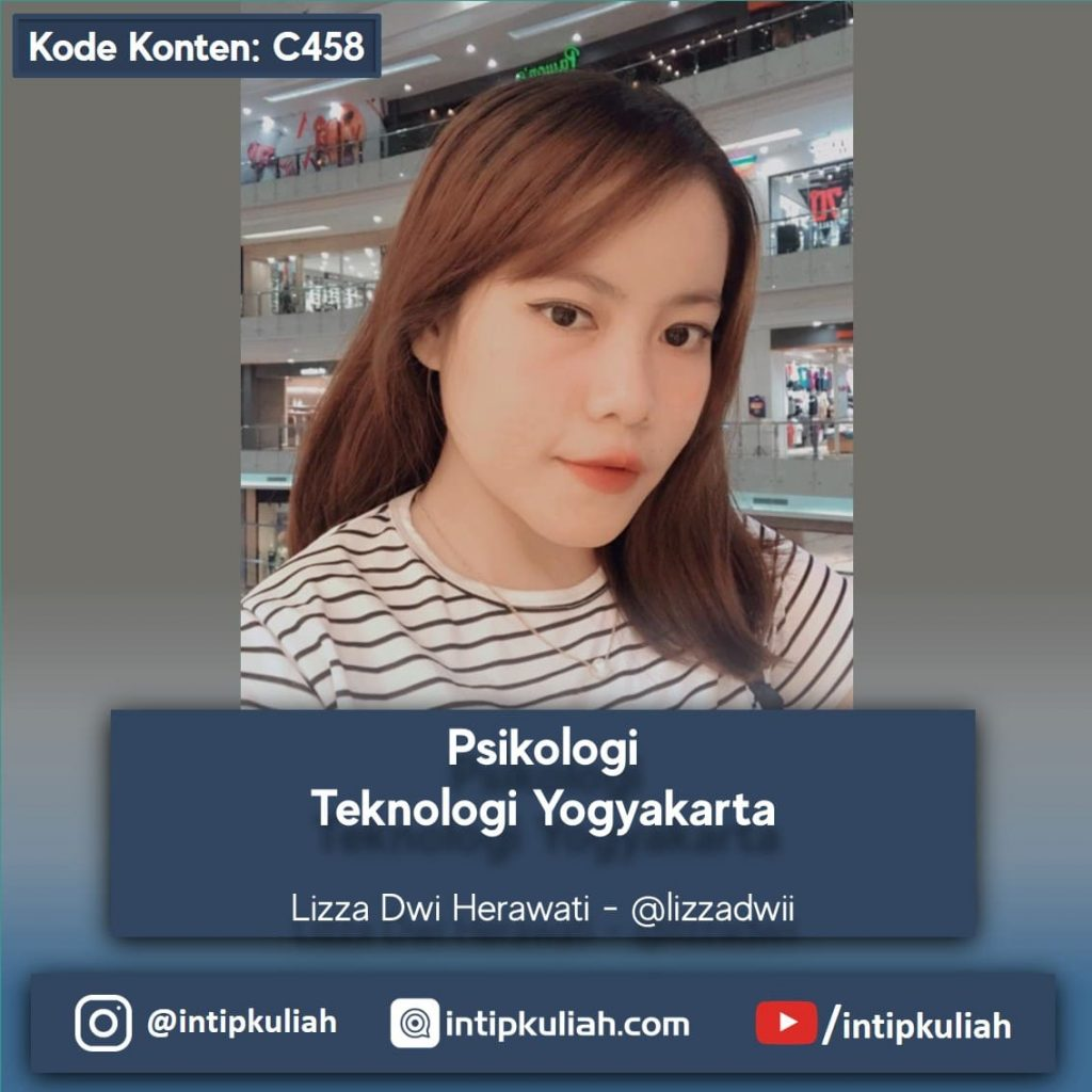 Psikologi Universitas Teknologi Yogyakarta (Lizza)