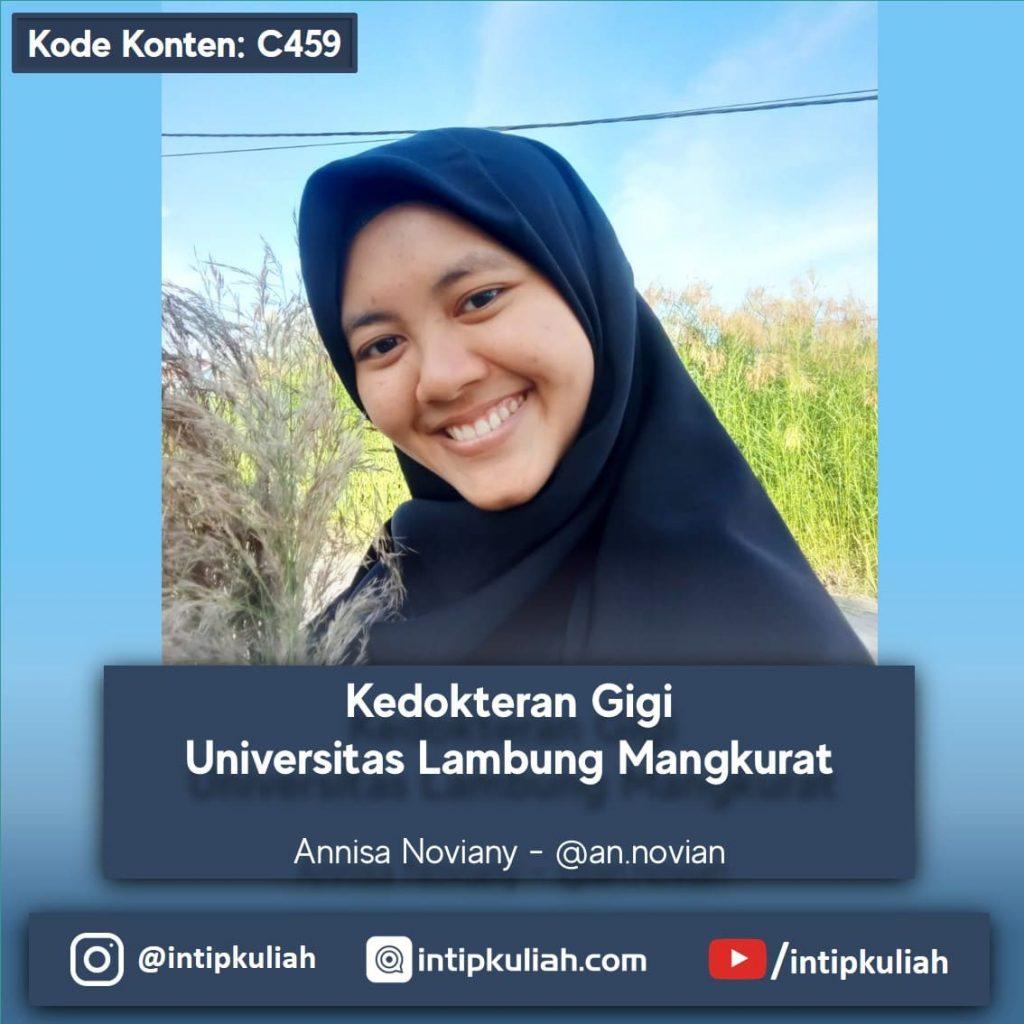 Kedokteran Gigi Universitas Lambung Mangkurat (Via)