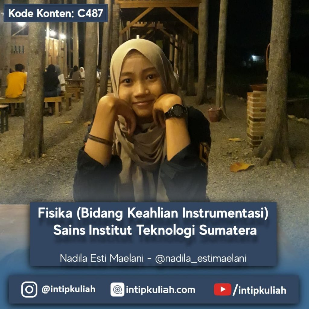 Fisika Institut Teknologi Sumatera (Nadila)