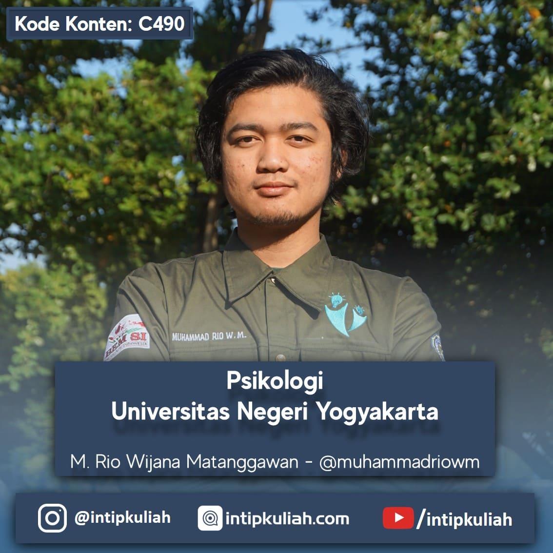 Psikologi Universitas Negeri Yogyakarta (Rio)