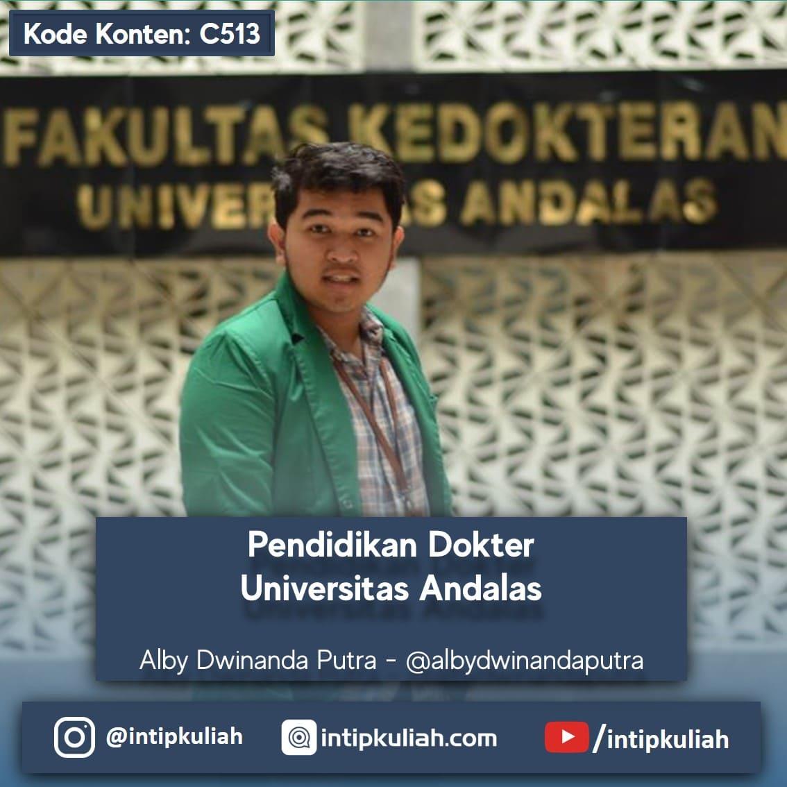 Pendidikan Dokter Universitas Andalas (Alby)