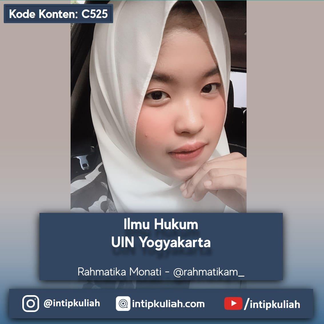Ilmu Hukum UIN Yogyakarta (Mona)