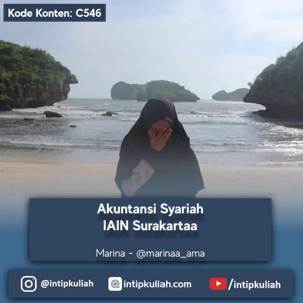 Akuntansi Syariah IAIN Surakarta (Marina)