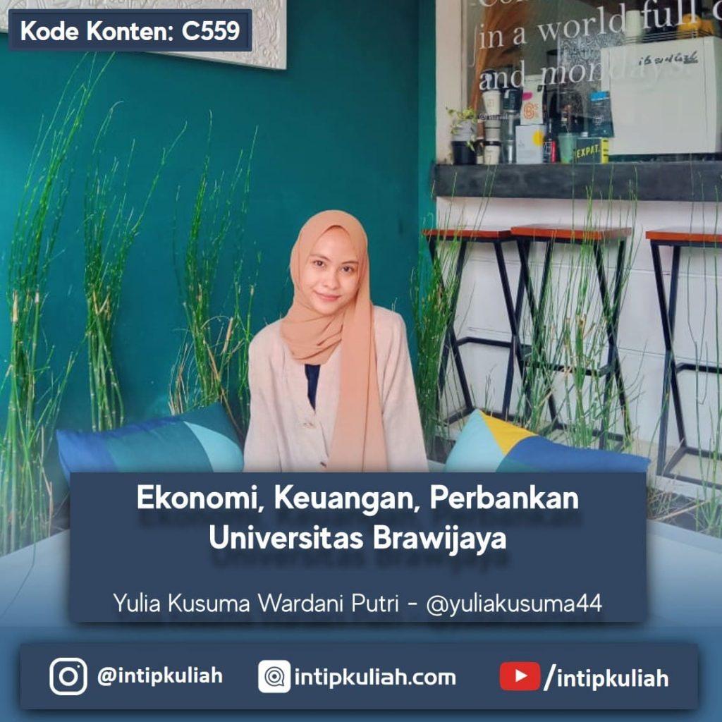 Ekonomi Keuangan dan Perbankan Universitas Brawijaya (Yulia)