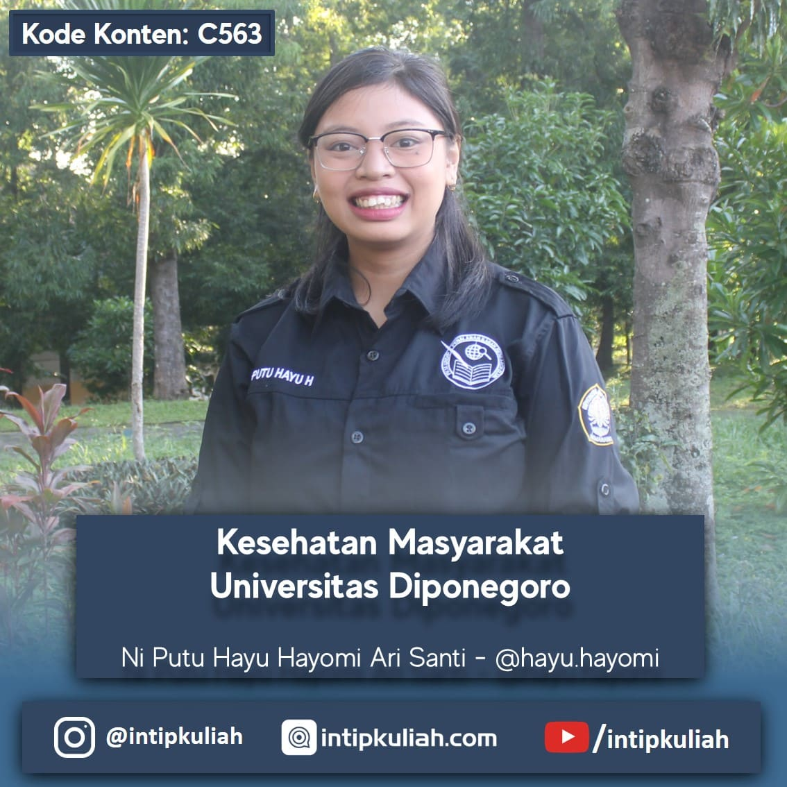 Kesehatan Masyarakat Universitas Diponegoro (Putu)